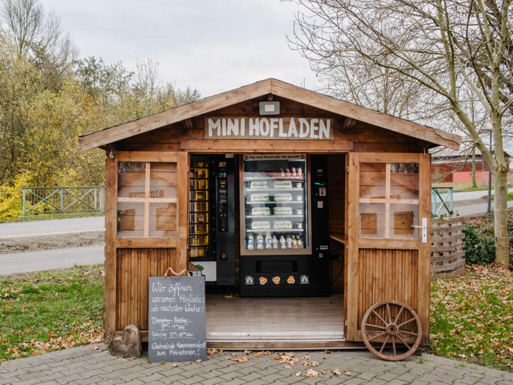 Hof Menken Dortmund mit Kindern