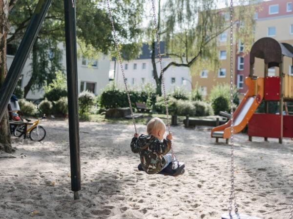 Unsere 15 Lieblings-Spielplätze in Dortmund