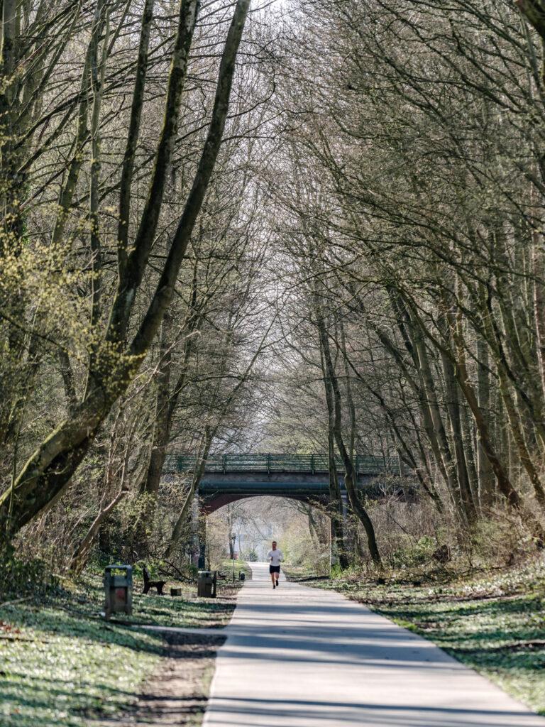 Inliner fahren in Dortmund - unsere Lieblings-Inliner-Strecken in Dortmund für die ganze Familie