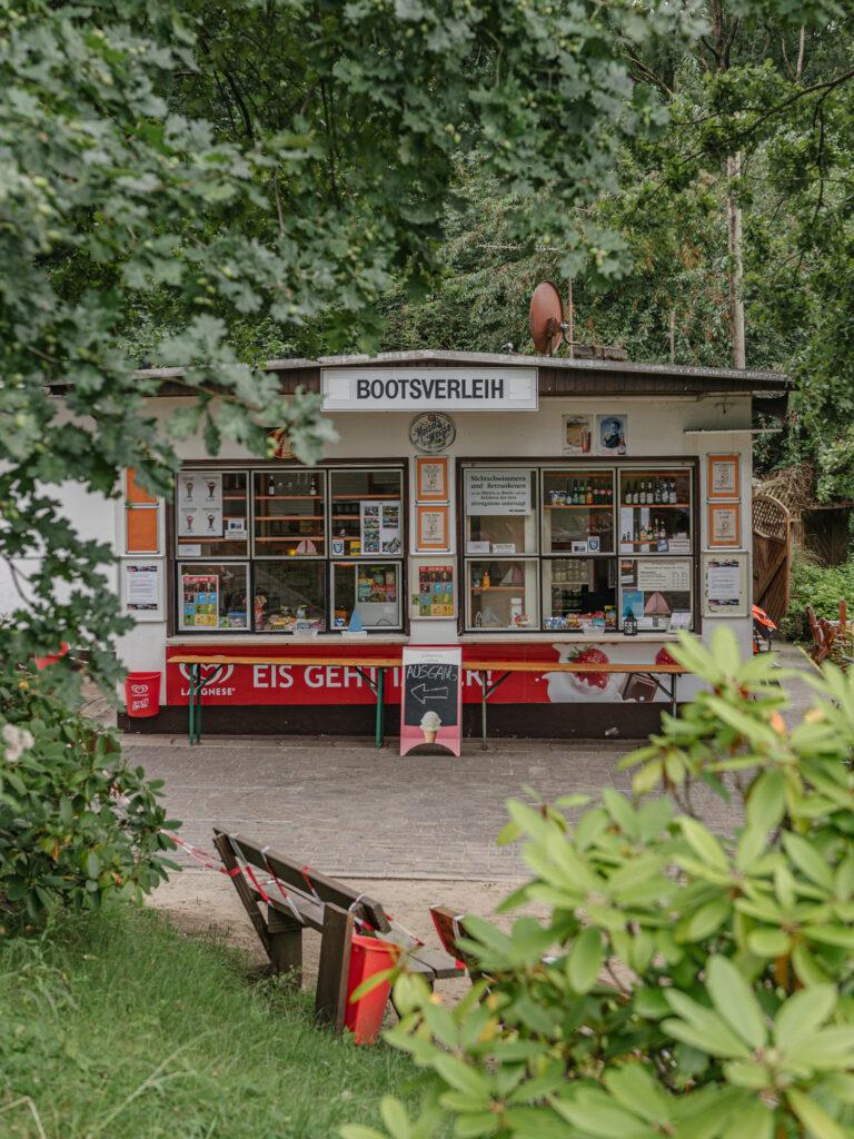 Aus Dortmund mit dem Fahrrad nach Haltern am See: